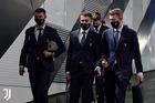 Trực tiếp Juventus vs Torino: Ronaldo và đồng đội chất lừ đến sân
