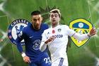 Trực tiếp Chelsea vs Leeds: Đôi công rực lửa