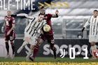 """Juventus 0-1 Torino: """"Lão bà"""" tìm kiếm bàn gỡ (H2)"""