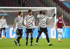 Xem video bàn thắng West Ham 1-3 MU