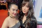 Trương Ngọc Ánh trẻ trung khác lạ bên vợ MC Bình Minh