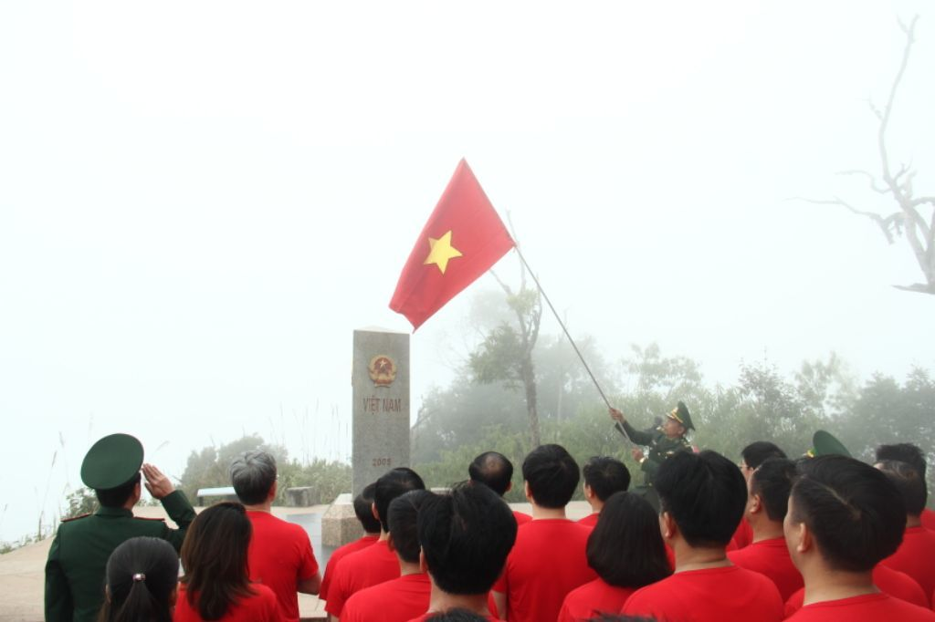 Check out the national target programs in Muong Nhe