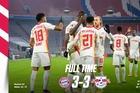 Leipzig hòa điên rồ Bayern trước trận tử chiến MU