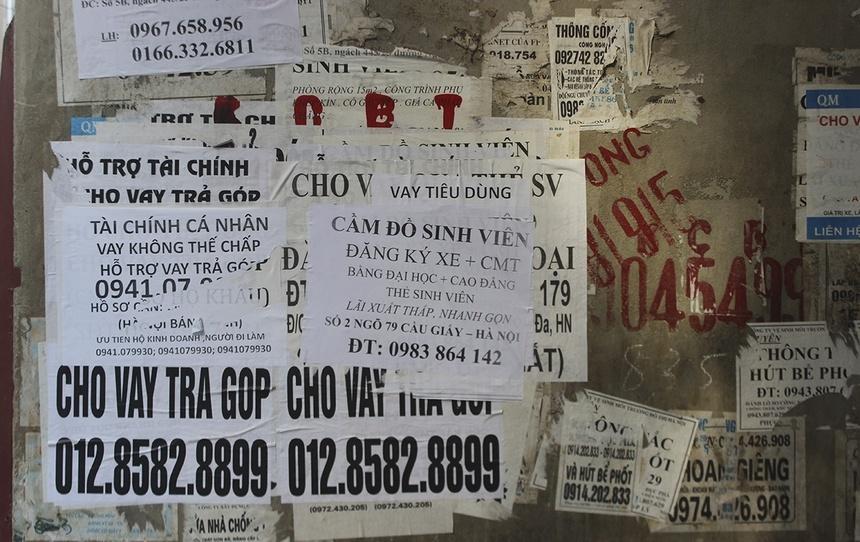 Cho vay ngang hàng Trung Quốc tìm cách xâm nhập Việt Nam