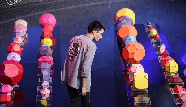 Lại Văn Sâm bàng hoàng trước thí sinh lập kỷ lục tuyệt đối ở Siêu trí tuệ