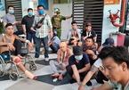 Mâu thuẫn khi dự tiệc cưới, hai nhóm thanh niên hỗn chiến dã man ở An Giang