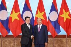 Việt - Lào khẳng định phối hợp, ủng hộ nhau trên các diễn đàn quốc tế