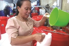 From waste comes green products and vital jobs