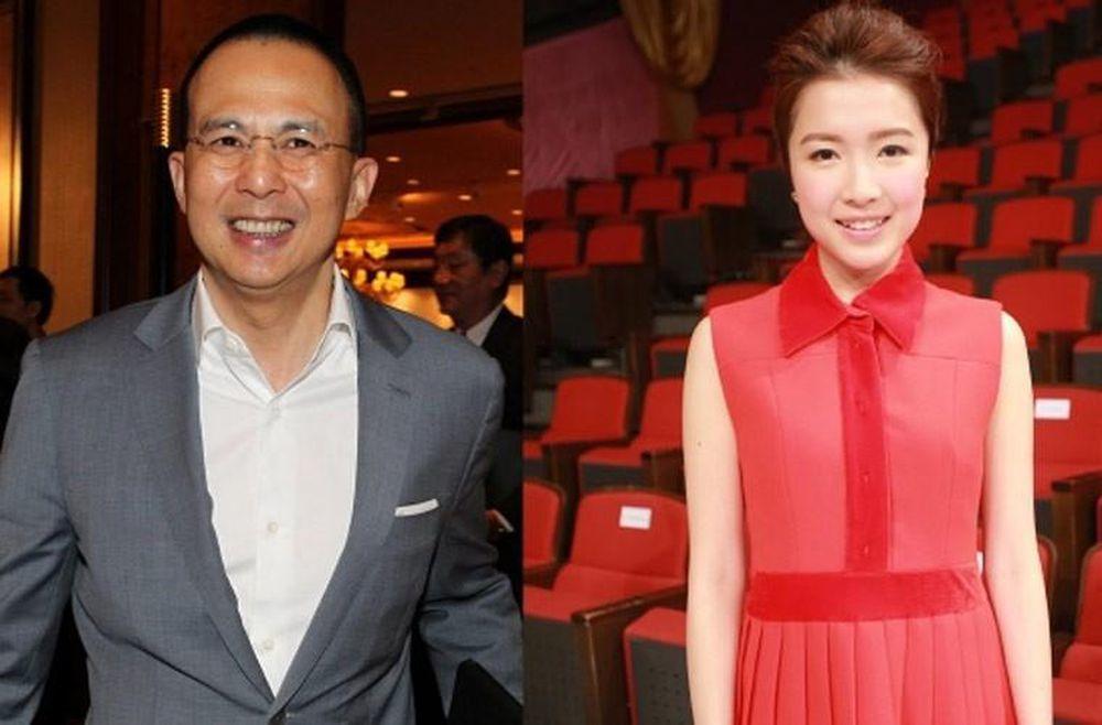 Á hậu Hong Kong lên tiếng về thông tin chia tay chồng tỷ phú hơn 26 tuổi