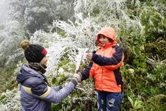 Dự báo thời tiết 7/12: Miền Bắc vẫn rét căm căm, vùng núi có băng