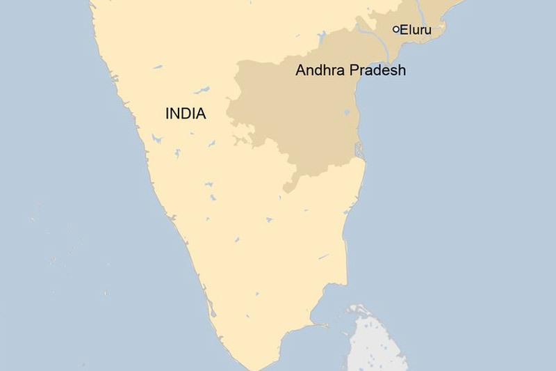 Bệnh bí ẩn tấn công hàng trăm người ở Ấn Độ