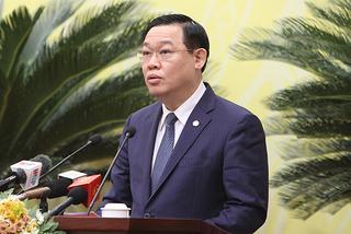 Bí thư Hà Nội: Chọn người có tín nhiệm cao nhất làm Phó Chủ tịch UBND TP