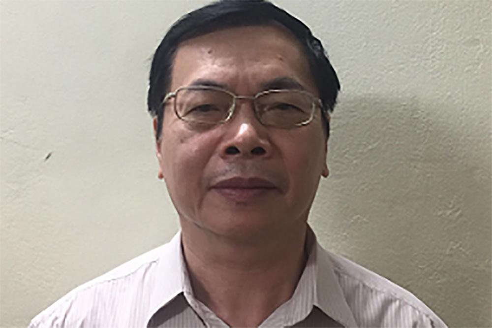 Dự kiến tháng 1/2021 xử vụ ông Vũ Huy Hoàng và đồng phạm
