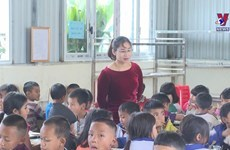 Teachers like second parents of ethnic minority kids in remote areas