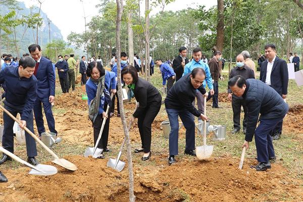 Vinamilk chính thức cán mốc một triệu cây xanh cho Việt Nam