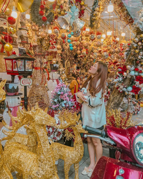 Top places to celebrate Christmas in Vietnam