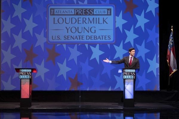 Cuộc tranh luận hy hữu trước thềm bầu cử thượng viện Mỹ