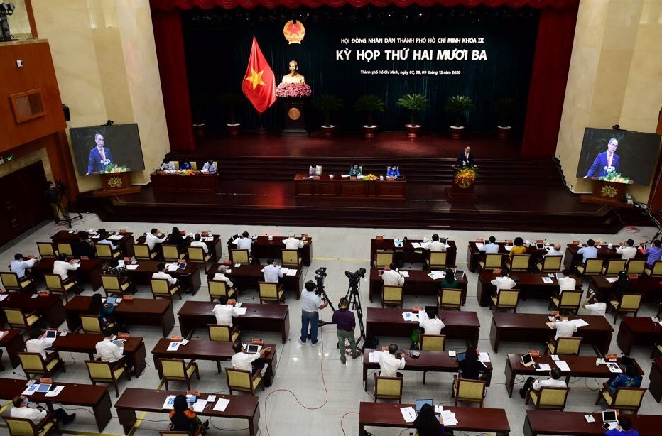 Bí thư Thành ủy TP.HCM: 'Đại biểu HĐND không để nợ dân thành nợ xấu'