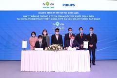 Nova Healthcare Group: mang dịch vụ y tế đẳng cấp về dự án của Novaland