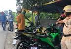 Cảnh sát TP.HCM cài người vào các hội, nhóm kín đua xe