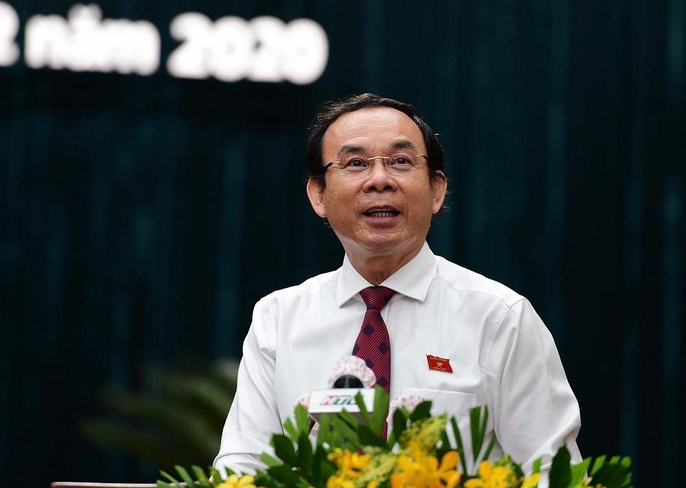 Những trăn trở của Bí thư Thành ủy TP.HCM Nguyễn Văn Nên