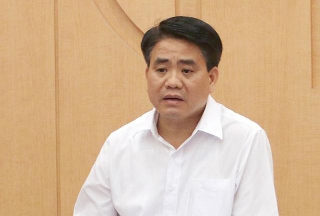 Chánh án TAND Hà Nội: Xử kín vụ ông Nguyễn Đức Chung, tuyên án sẽ công khai