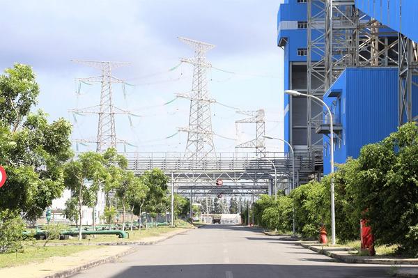Trồng thêm 100 cây xanh tại nhà máy Nhiệt điện Duyên Hải