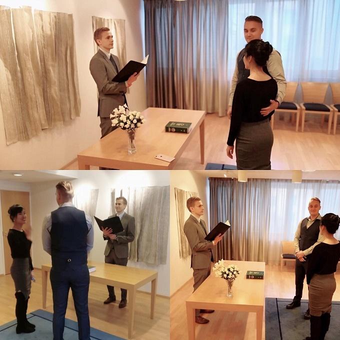 Chuyện tình 'sét đánh' của cô gái Đắk Lắk, sang Phần Lan làm dâu