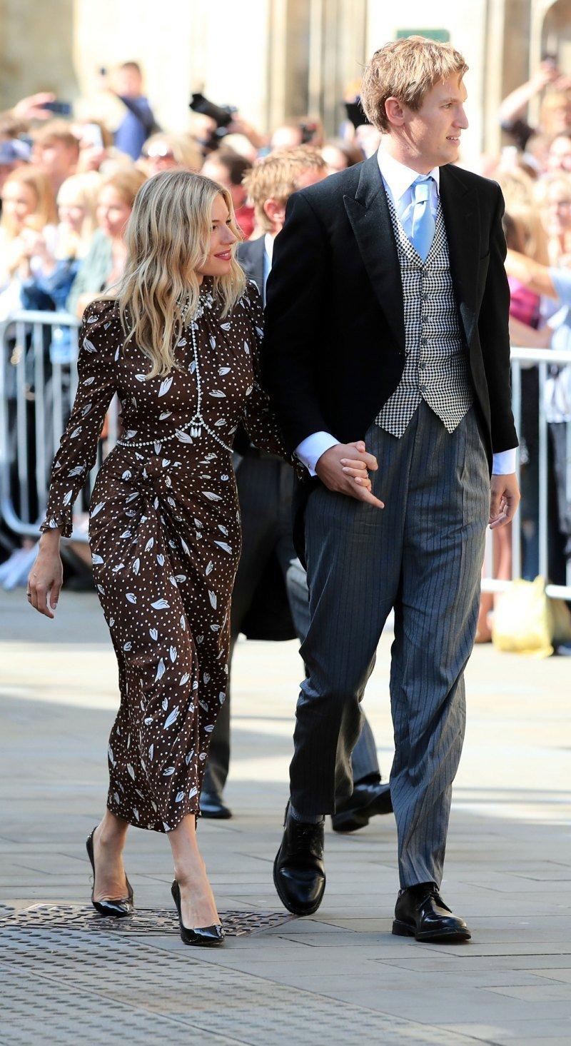 Sienna Miller từng sốc nặng vì hôn phu ngoại tình với vú em của con