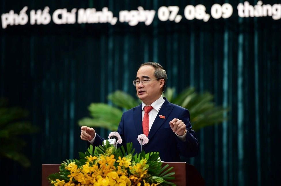 Ông Nguyễn Thiện Nhân: Thủ Đức phải là thành phố 5G