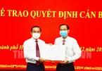 Ông Lê Thanh Liêm làm Trưởng ban Nội chính Thành ủy