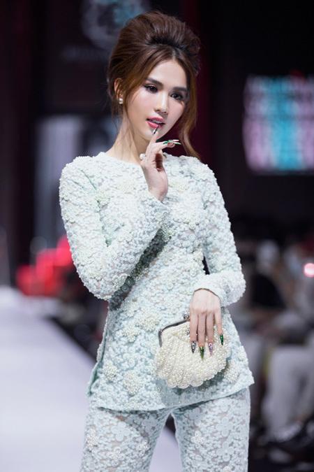 Vietnam International Fashion Week,Ao Dai