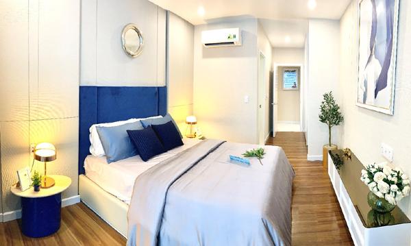 Căn hộ 3 phòng ngủ 'được lòng' gia đình đa thế hệ