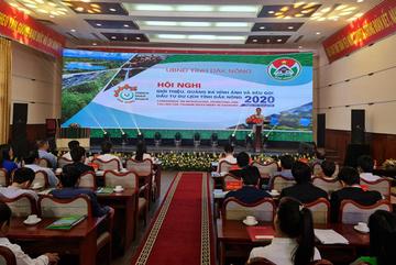 Phát triển bền vững: Đắk Nông 'trải thảm' đón nhà đầu tư