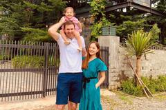 Lan Phương vẫn chưa muốn làm đám cưới với chồng Tây cao 2m