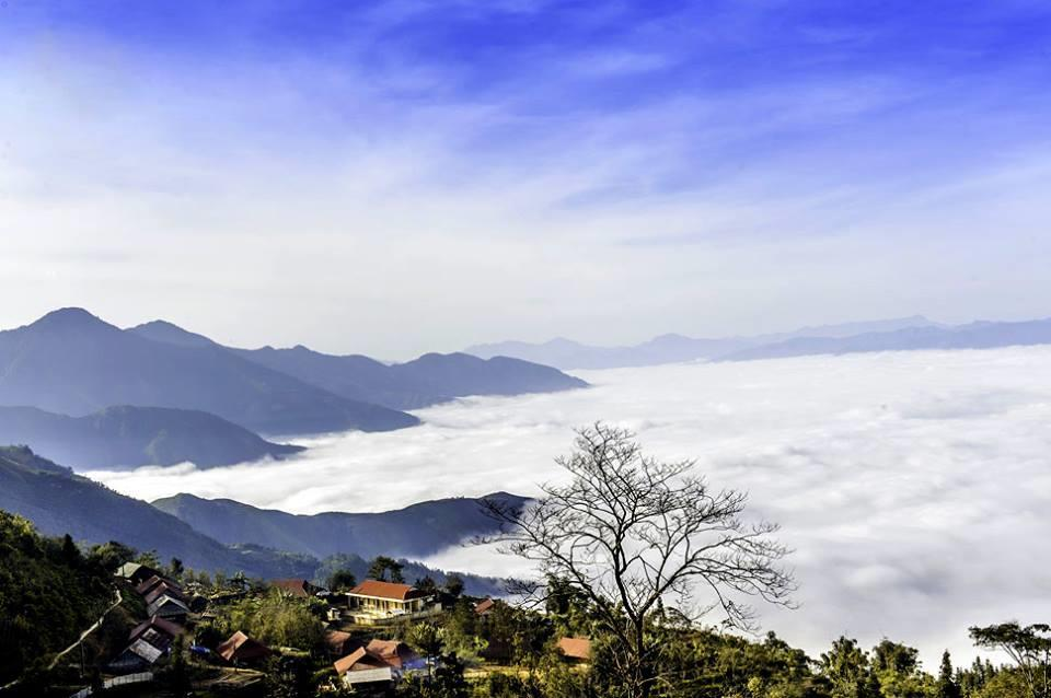 'Thiên đường săn mây' ở Sìn Hồ