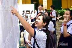 Công bố ngày thi, cách tính điểm vào lớp 10 ở TP.HCM