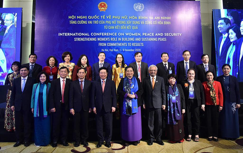 Việt Nam ưu tiên thúc đẩy bình đẳng giới, tăng cường vai trò của phụ nữ