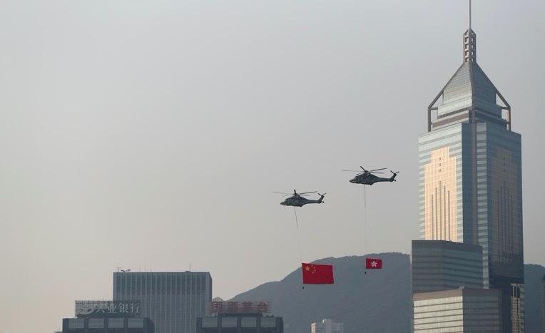Mỹ trừng phạt 14 quan chức Trung Quốc