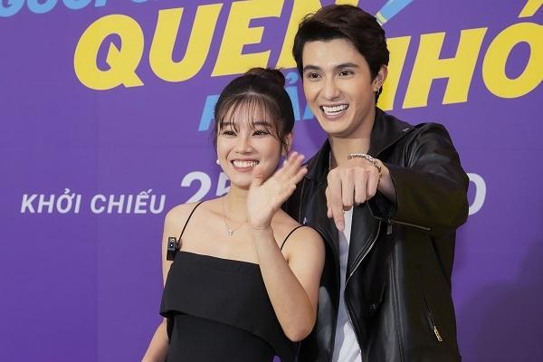 Hoàng Yến Chibi, Thanh Thuý đóng phim làm về đề tài báo chí