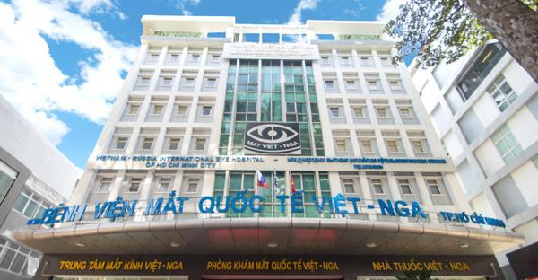 Dấu ấn 13 năm của Bệnh viện Mắt Quốc tế Việt - Nga