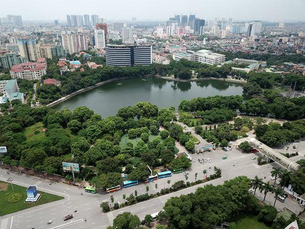 Hanoi lakes