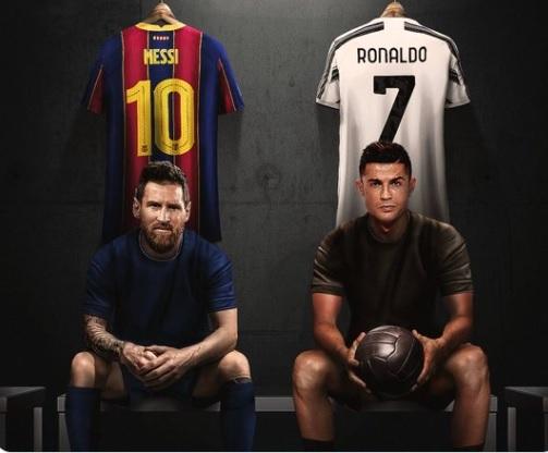 Vì sao Barca gây sốc, mời Ronaldo về chơi cùng Messi