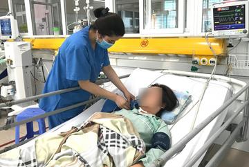 Người phụ nữ 31 tuổi nguy kịch sau uống 60 viên thuốc hạ huyết áp