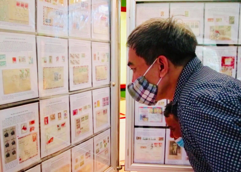 Trưng bày 35 bộ sưu tập chất lượng cao tại Triển lãm Tem khu vực Nam Bộ 2020