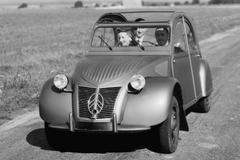 Những chiếc xe đơn giản nhất từng được chế tạo