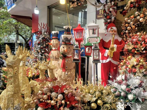 Christmas,Hang Ma Street