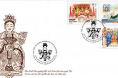 Lưu giữ di sản Tín ngưỡng thờ Mẫu Tam phủ trên tem bưu chính