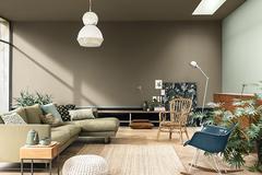 AkzoNobel gợi ý 4 cách sáng tạo không gian sống với màu Nâu Quả Cảm