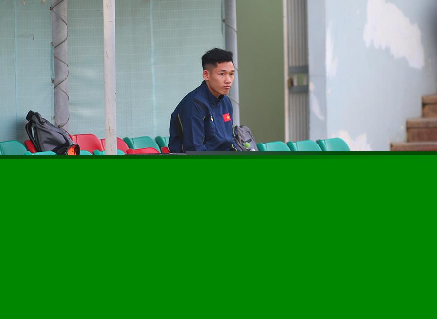 Sau Văn Hậu, thầy Park nhận 'tin dữ' từ sao trẻ Than Quảng Ninh